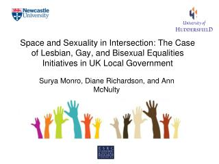 Space and Sexuality in Intersection: The Case of Lesbian, Gay, and Bisexual Equalities Initiatives in UK Local Governme