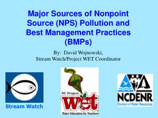 Major Sources of Nonpoint Source (NPS) Pollution and Best Management Practices (BMPs)