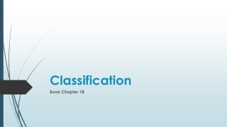 Section 7    Nomenclature and classification