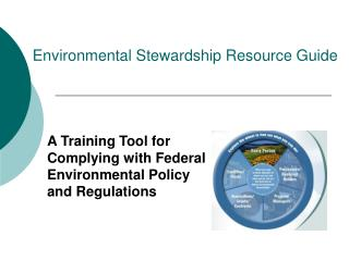 Environmental Stewardship Resource Guide