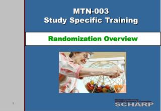 Randomization Overview