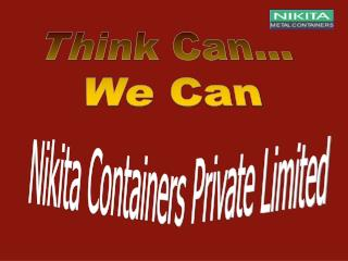 Nikita Containers Private Limited