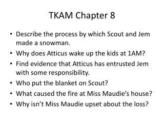 TKAM Chapter 8