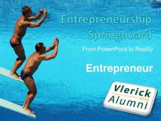 Entrepreneurship Springboard