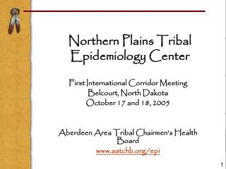 Northern Plains Tribal Epidemiology Center