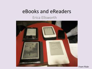 eBooks and eReaders