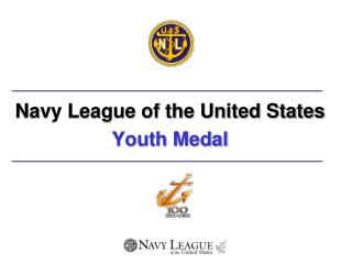 Navy League of the United States Youth Medal