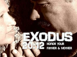 Ephesians 6:1-2  1 Children, obey your parents in the Lord: for this is right. 2 Honour thy father and mother; (which i