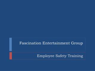 Fascination Entertainment Group