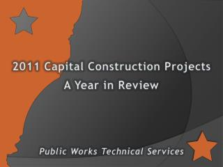 Public Works Technical Services