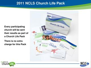 2011 NCLS Church Life Pack