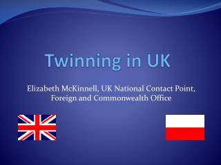 Twinning in UK