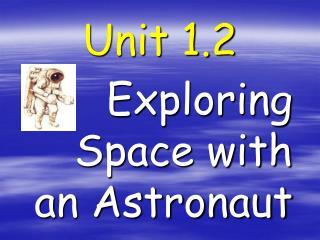 Unit 1.2