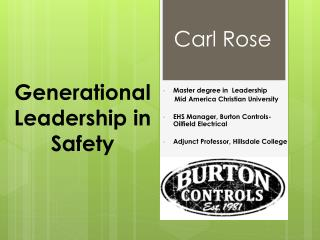 Generational Leadership in Safety