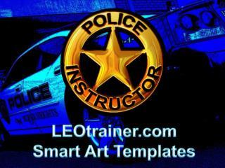 LEOtrainer.com Smart Art Templates