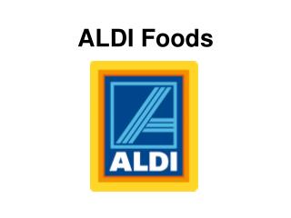 ALDI Foods