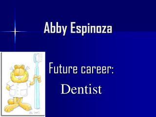 Abby Espinoza