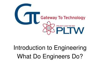 Introduction to Engineering