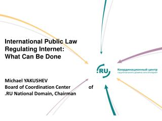 International Public Law