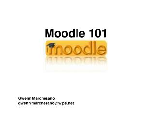 Moodle 101