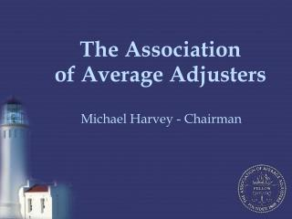 The Association of Average Adjusters