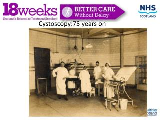 Cystoscopy:75 years on