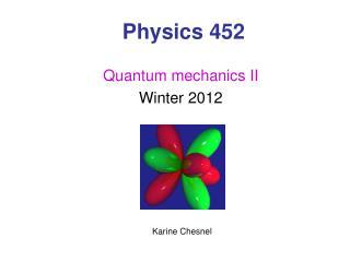 Physics 452