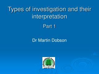 Dr Martin Dobson