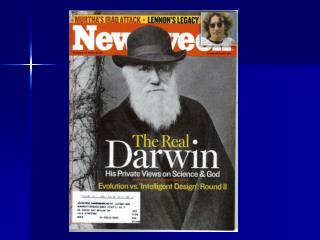 "Excerpts from ""Evolution of a Scientist"" Newsweek, November 28, 2005"
