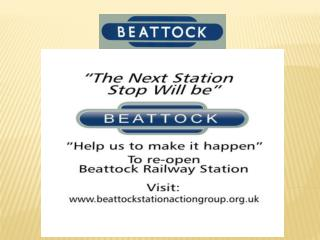 Beattock Station Action Group