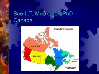 Sue L.T. McGregor, PhD Canada