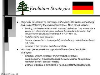 Evolution Strategies