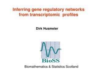 Inferring gene regulatory networks from transcriptomic  profiles