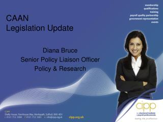 CAAN Legislation Update