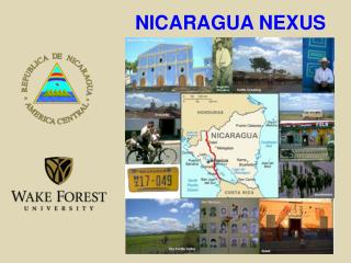 NICARAGUA NEXUS