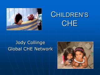 C HILDREN�S  CHE