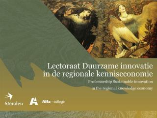 Nieuwe regionale verbindingen De Drentse Erfgoed Delta met medewerking van: