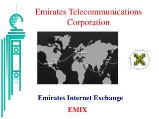 Emirates Telecommunications Corporation