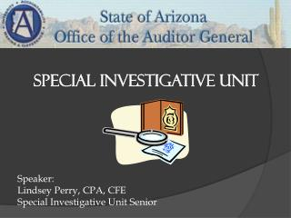 Special Investigative Unit
