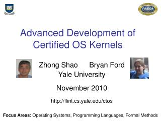 Advanced Development of Certified OS Kernels