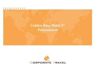 Golden Ring Hotel 5* Presentation