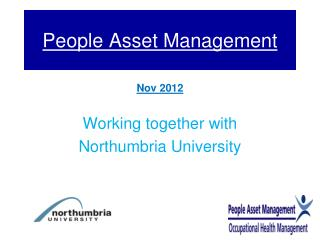 People Asset Management