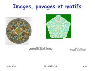 Images, pavages et motifs