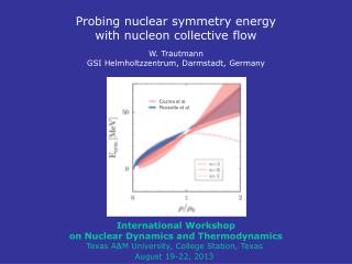 Probing nuclear symmetry energy with nucleon collective flow