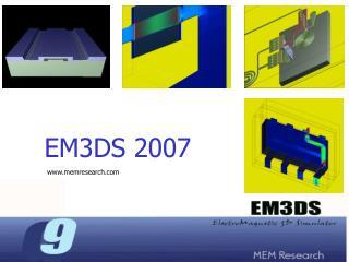 EM3DS 2007