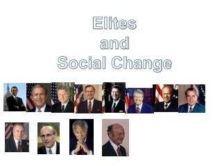 Elites  and  Social Change