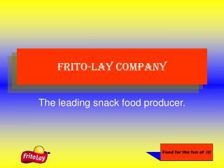 Frito-Lay Company