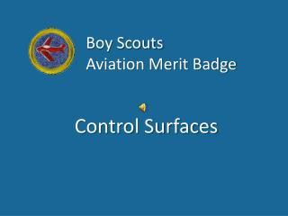 Boy Scouts Aviation Merit Badge
