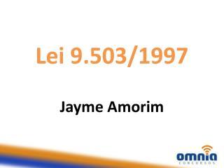 Lei 9.503/1997