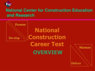 National Center for Construction Education  and Research